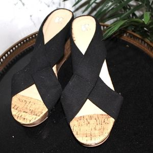 BP Wedged Sandal